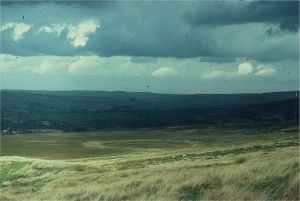 Ollersett Moor, Fred Handford search1976