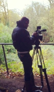 Raw Cut filming The Stranger In My Life
